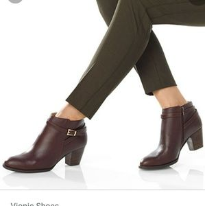 Vionic Ankle Booties